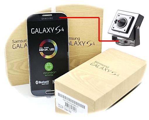 4G/LTE Samsung RealVisor-микро