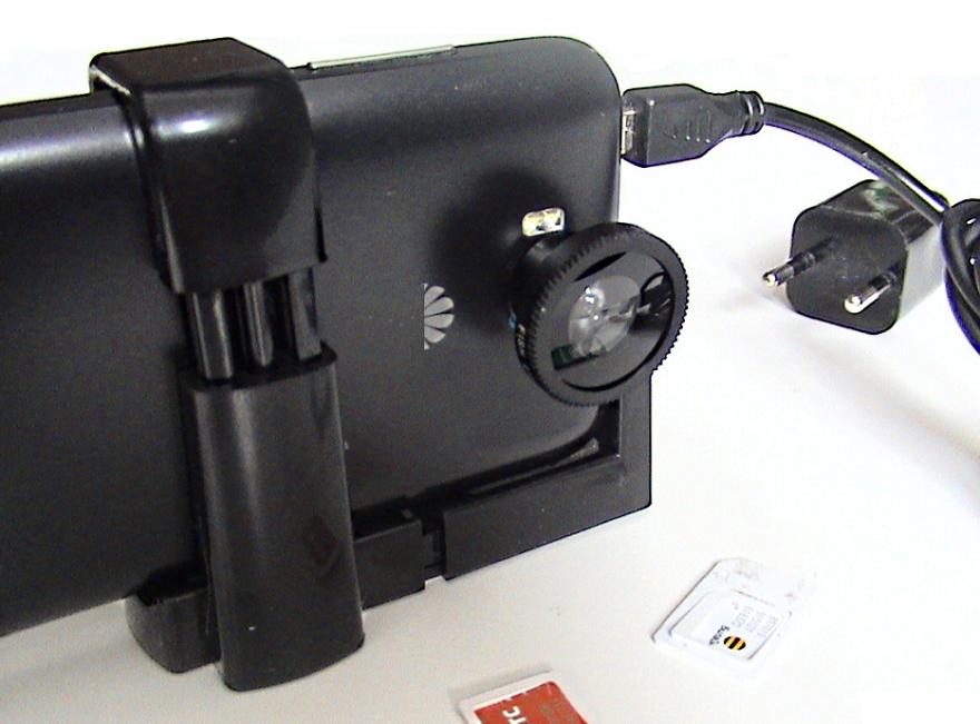4G камера RVisor с углом обзора 140 град